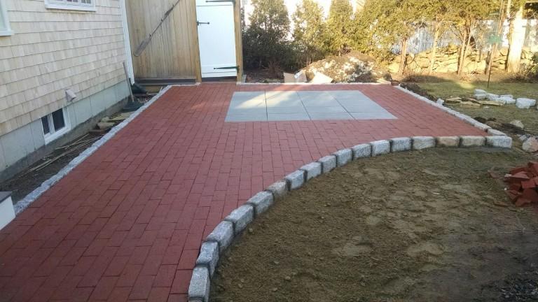 Walkways, Stone & Brick